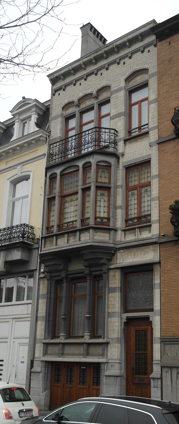 Boulevard Leopold II 107, 2016