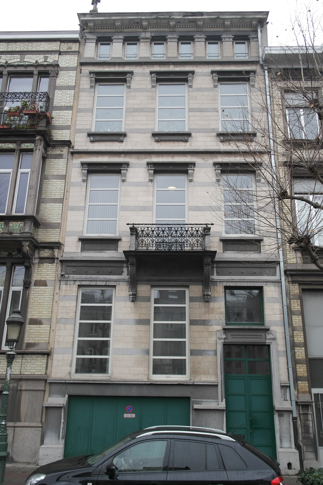 Boulevard Leopold II 153, 2016