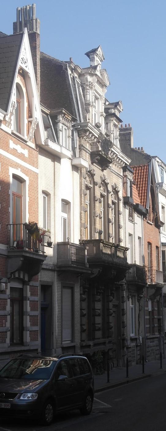 Rue Mommaerts 8, 2015