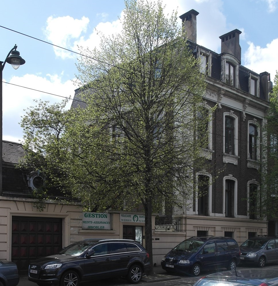 Chaussée de Ninove 192-194, 2015
