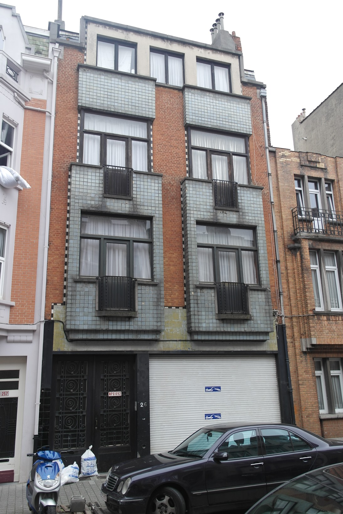 Rue Pierre-Victor Jacobs 26, 2015