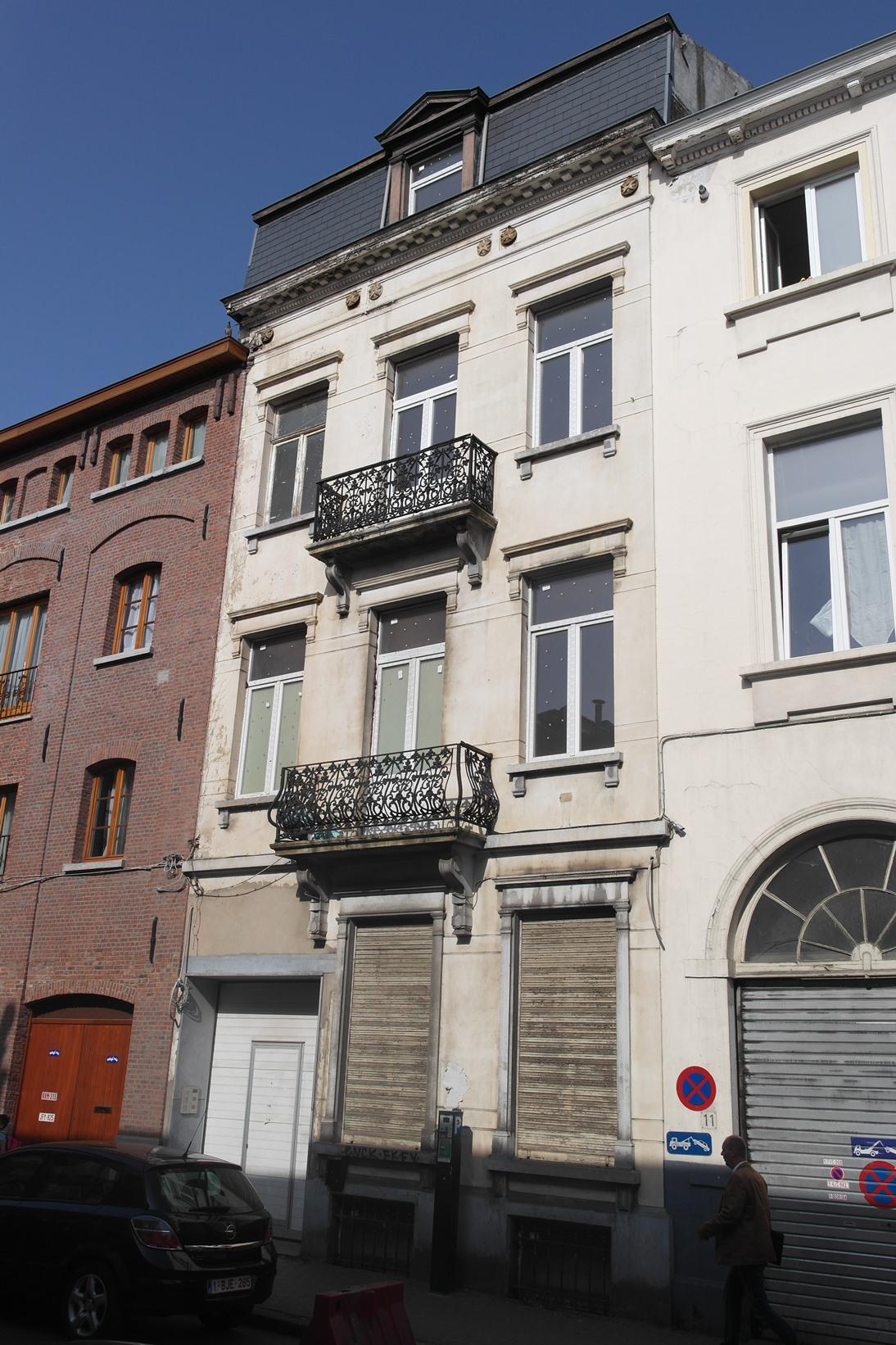 Rue des Quatre-Vents 13, 2015