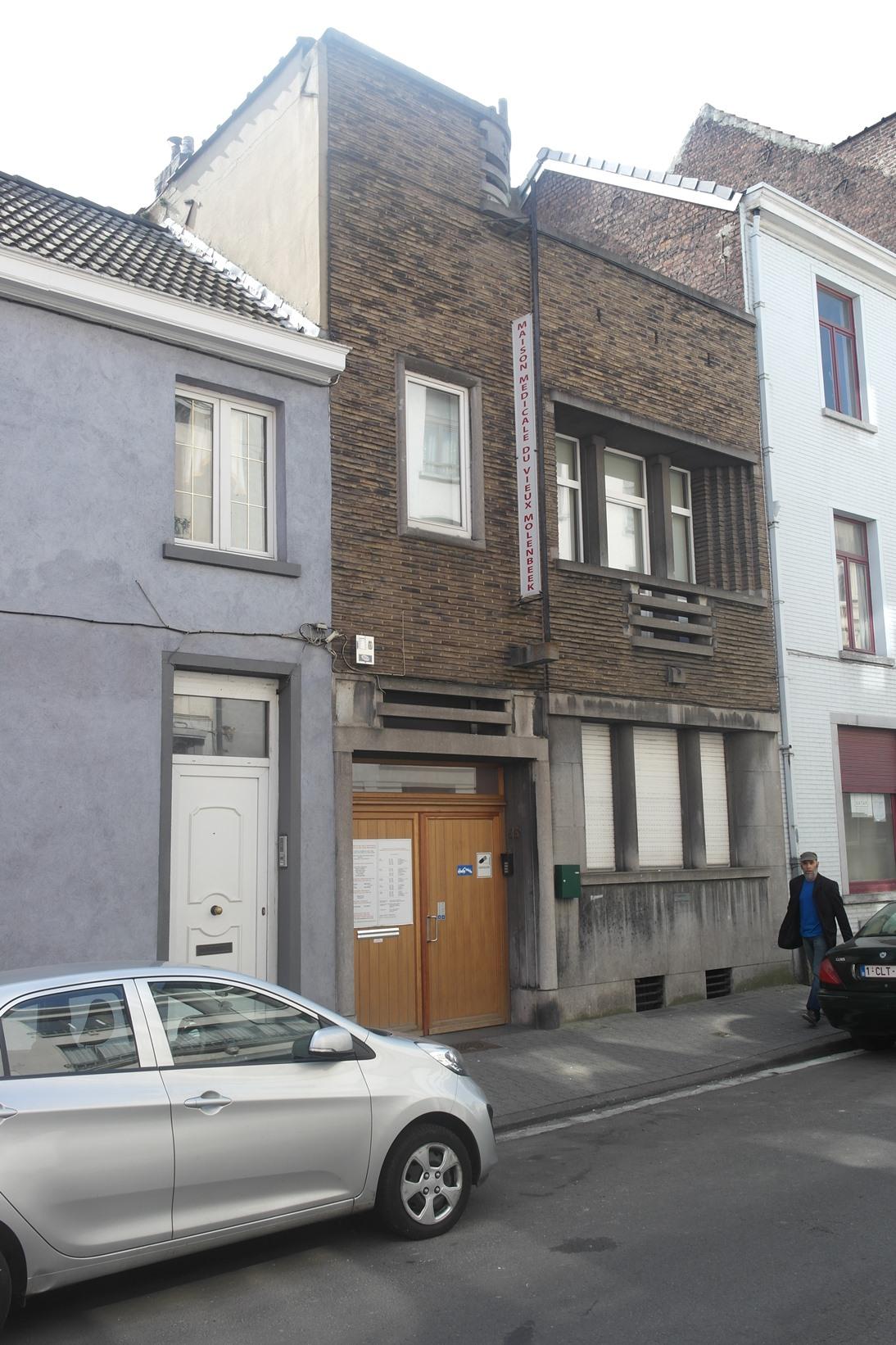 Rue des Quatre-Vents 66, 2015