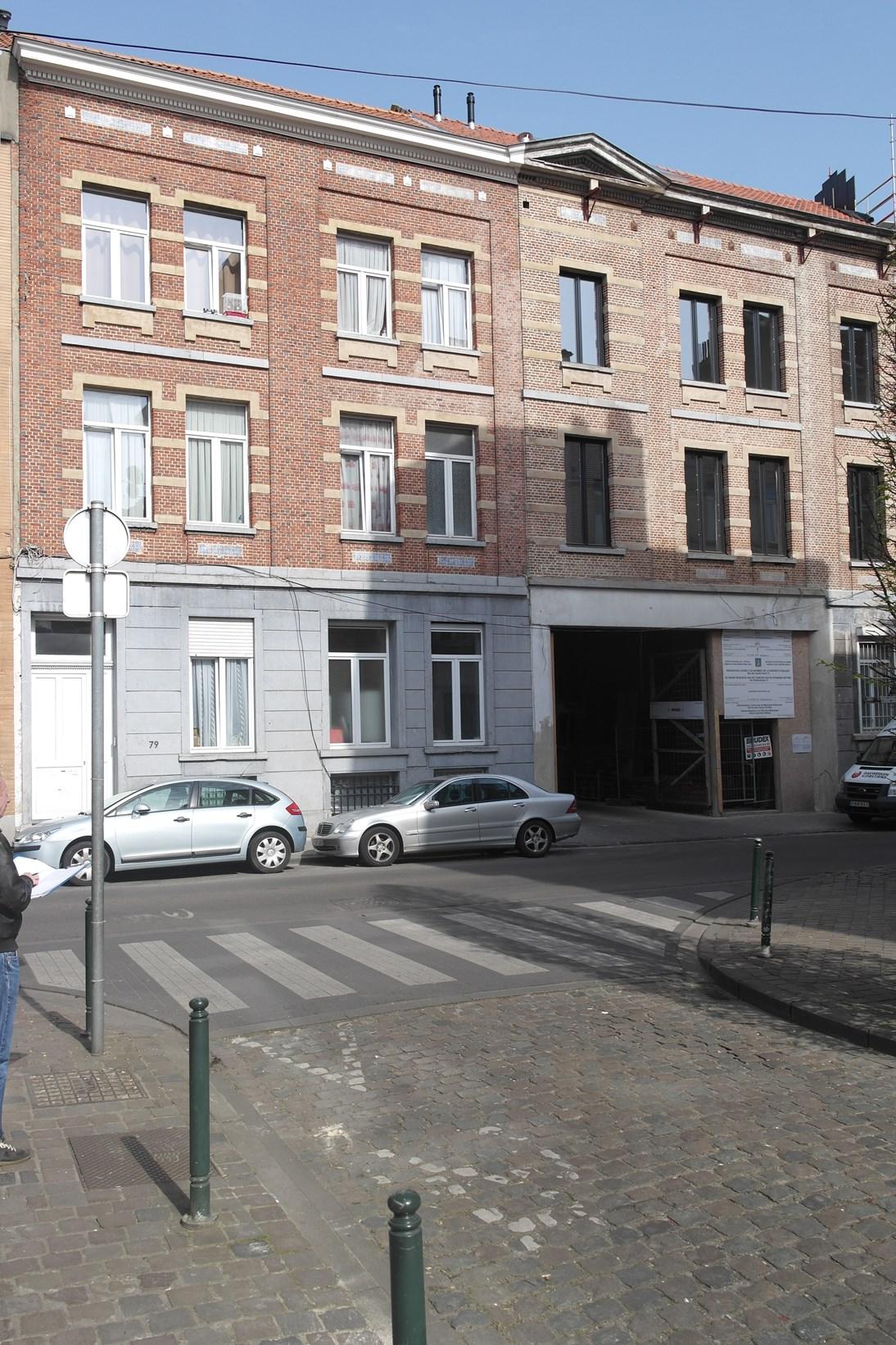 Rue des Quatre-Vents 73, 75, 77 et 79, 2015