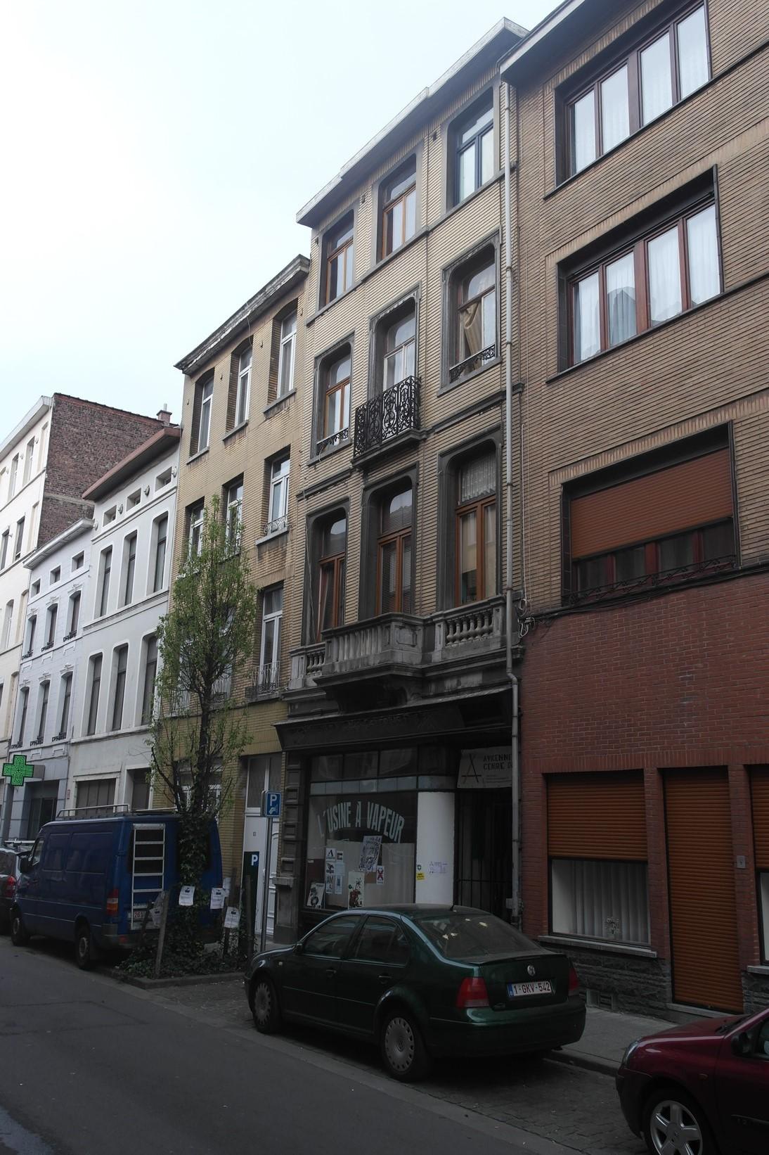 Rue Ransfort 81, 2015