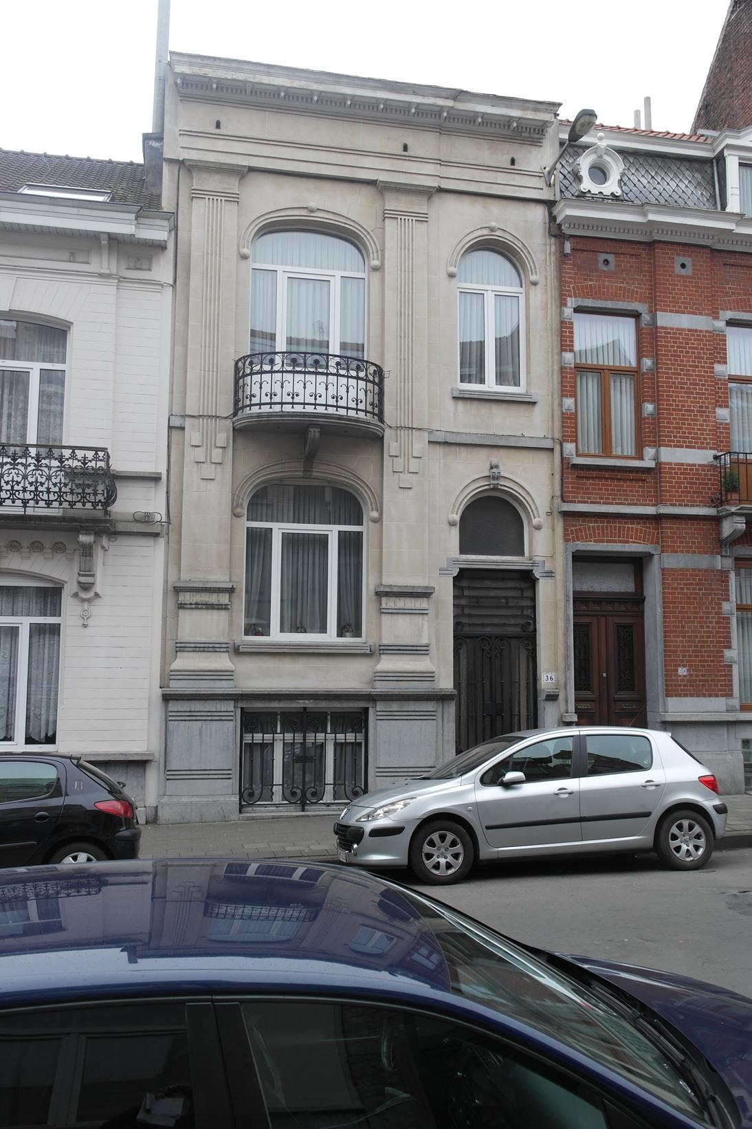 Rue de Rotterdam 36, 2015