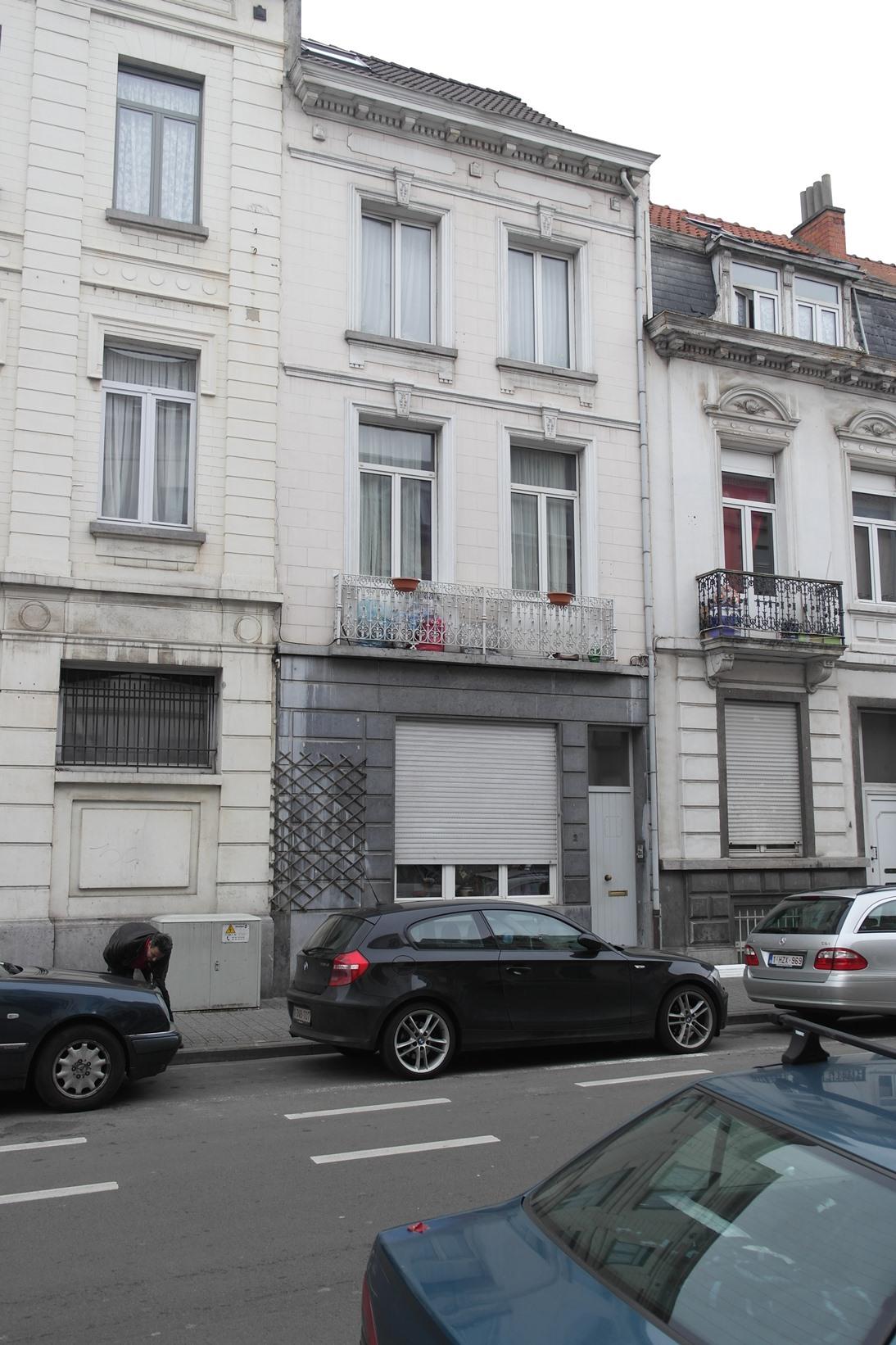 Rue Vandenboogaerde 2, 2015