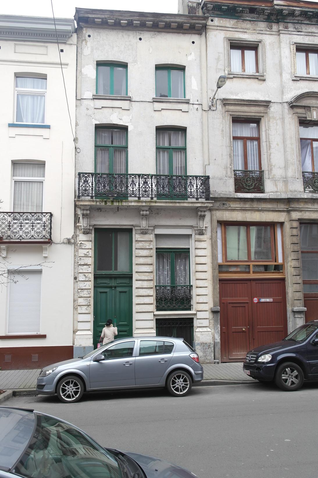 Rue Vandenboogaerde 47, 2015
