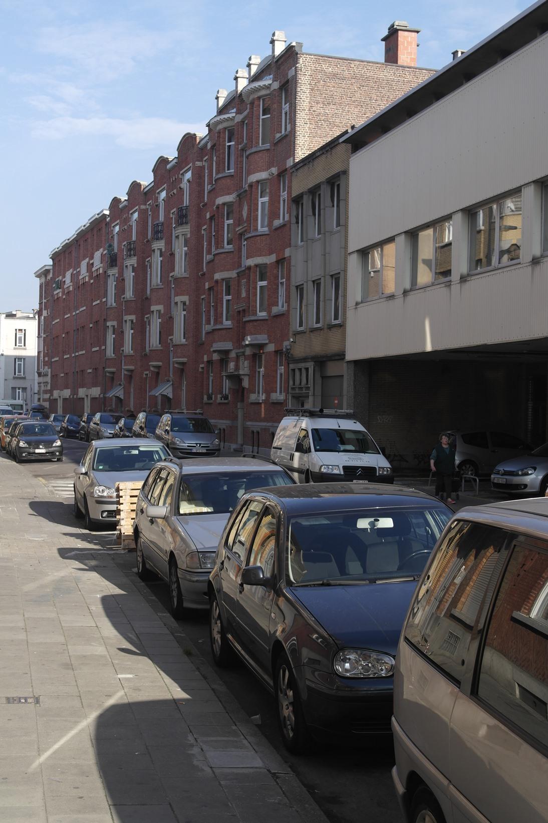Rue Antoine Court 1 à 9, 2014