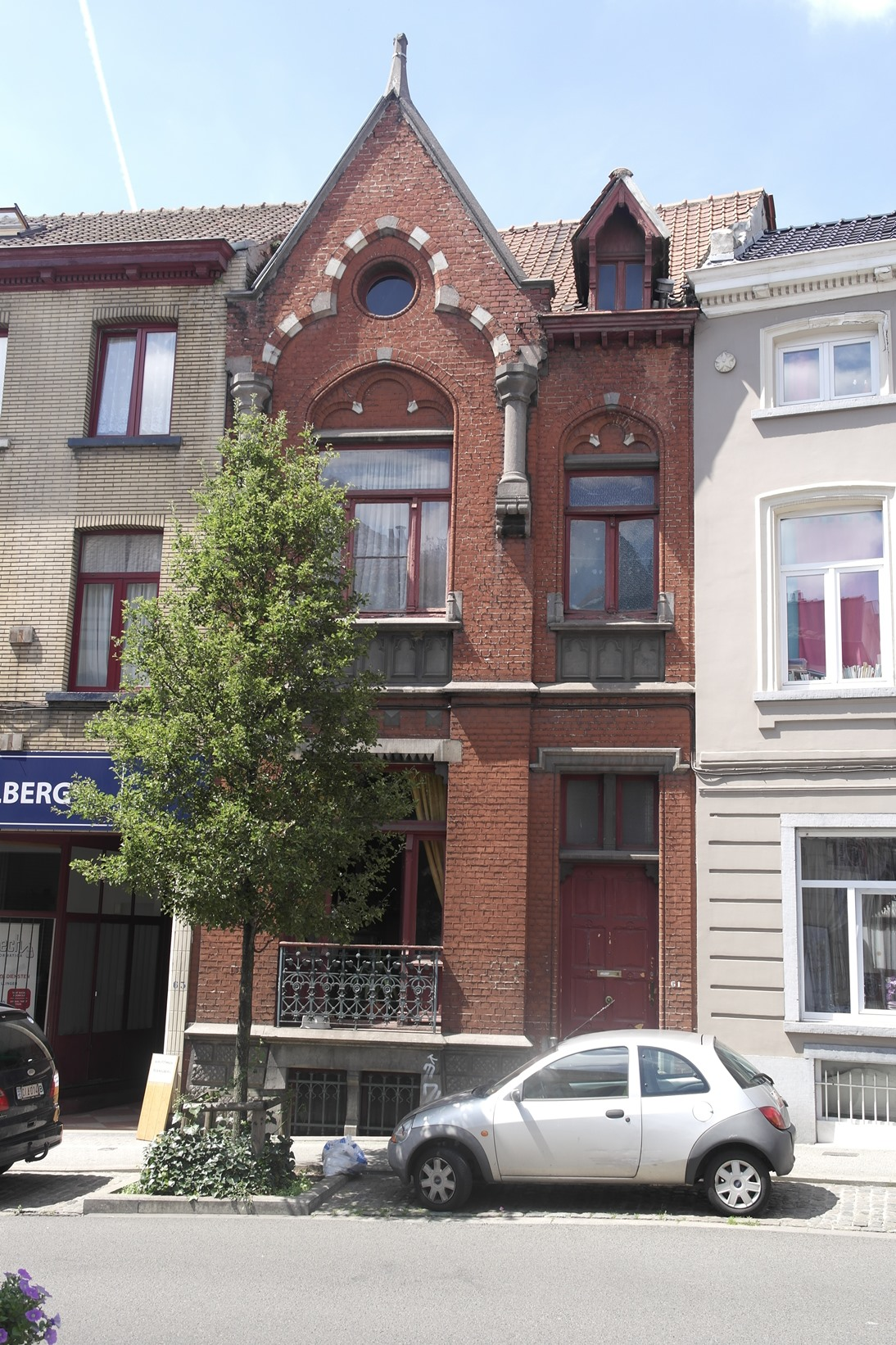 Sint-Annakerkstraat 61, 2014