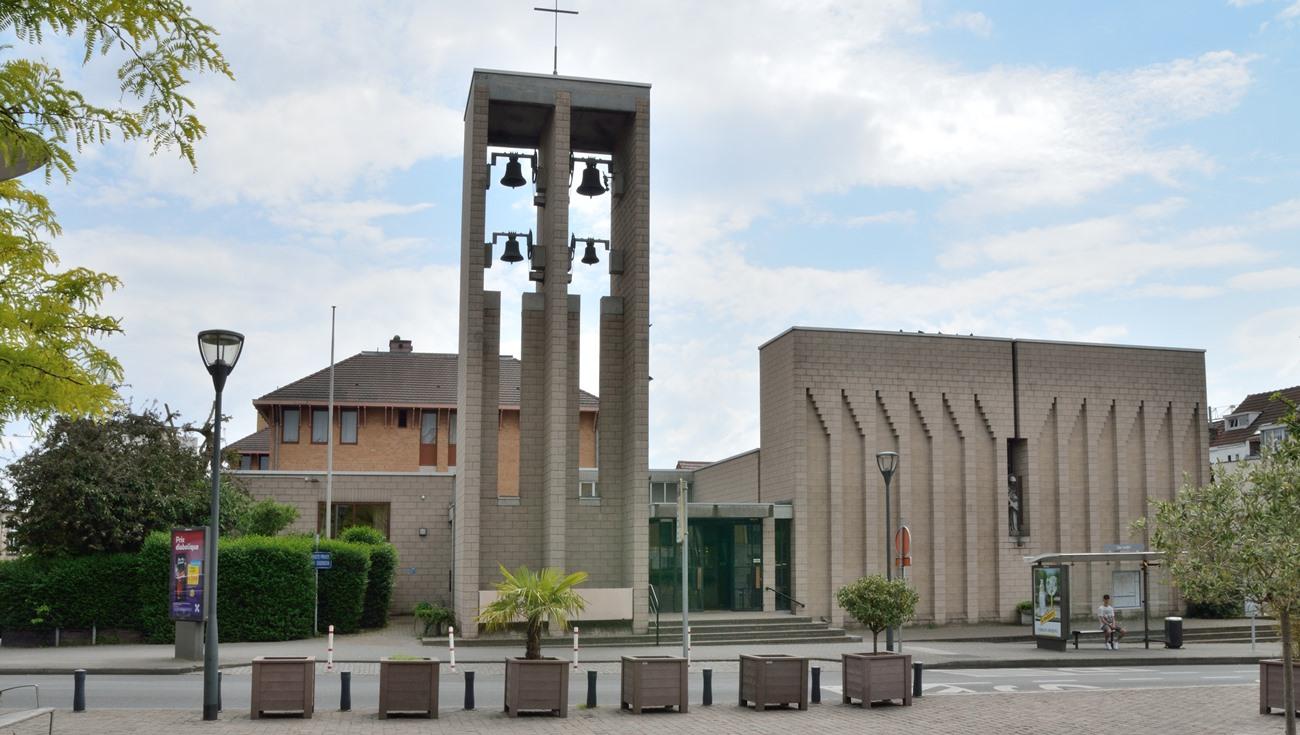 Eglise Sainte-Anne, 2018