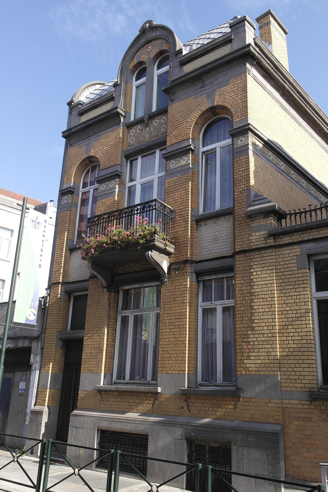 Rue Herkoliers 35-37, anc. école de filles, 2014