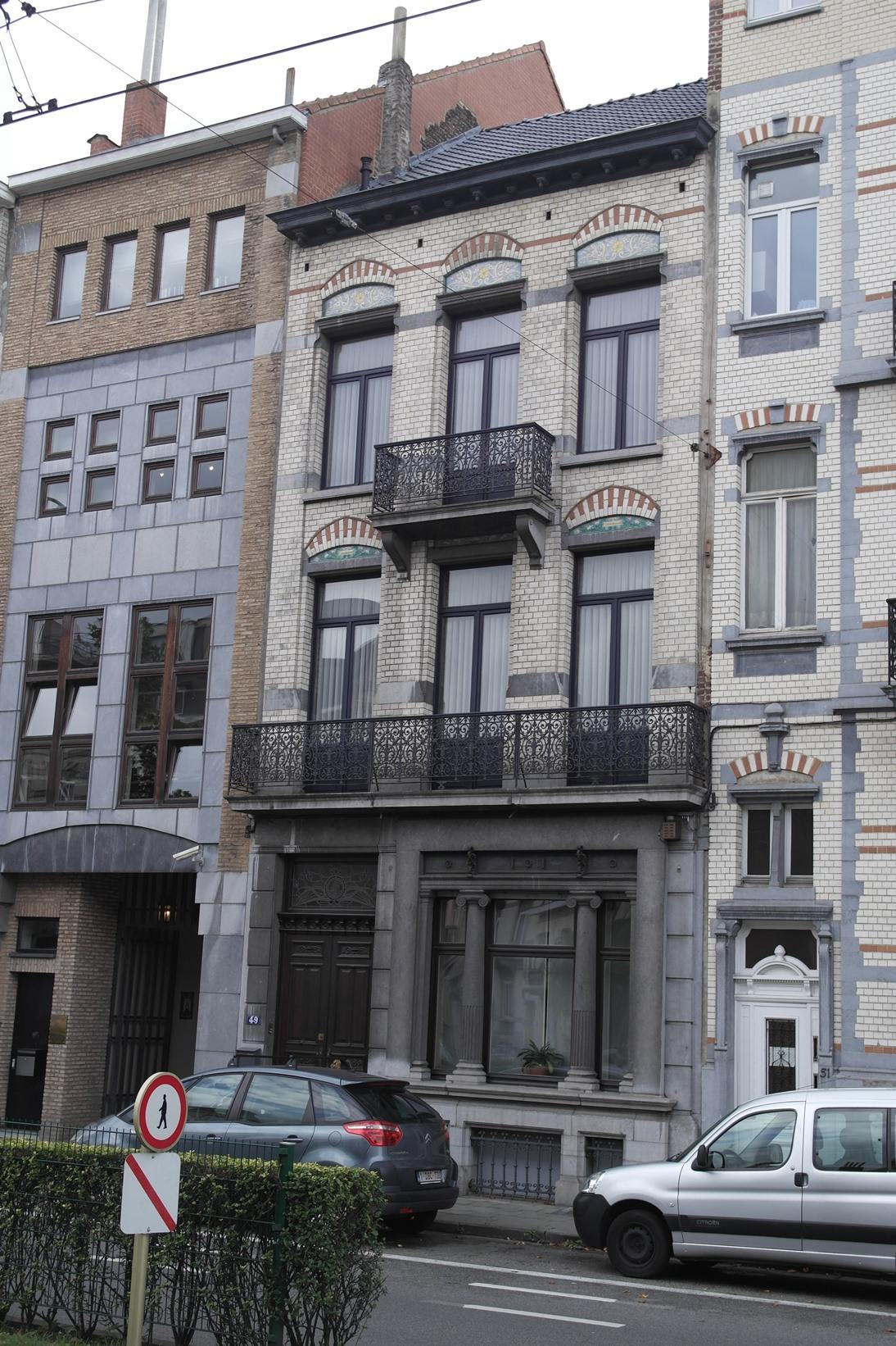 Avenue de Jette 49, 2014