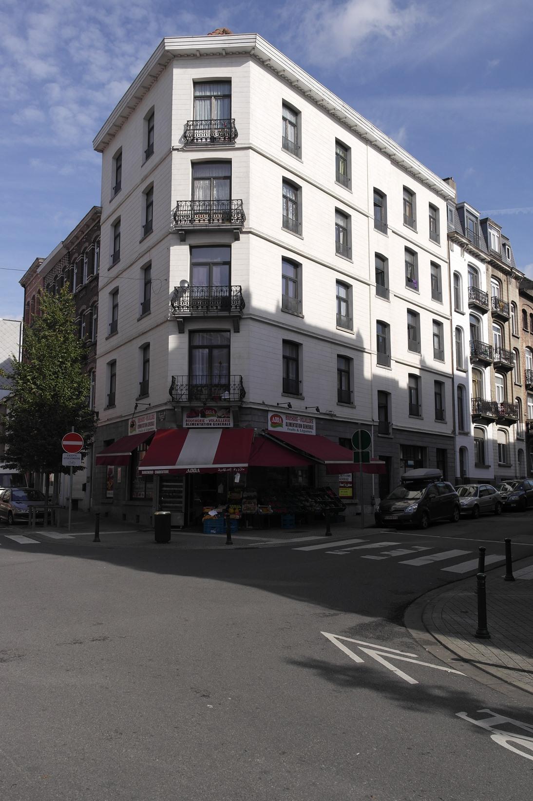 Chaussée de Jette 137, 2014