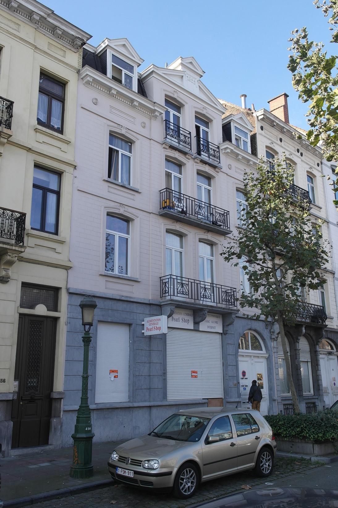 Boulevard Leopold II 258, 2014