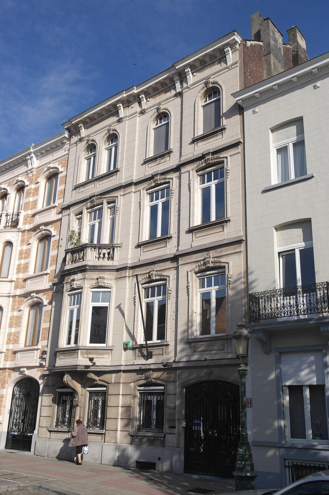 Boulevard Leopold II 263, 2014