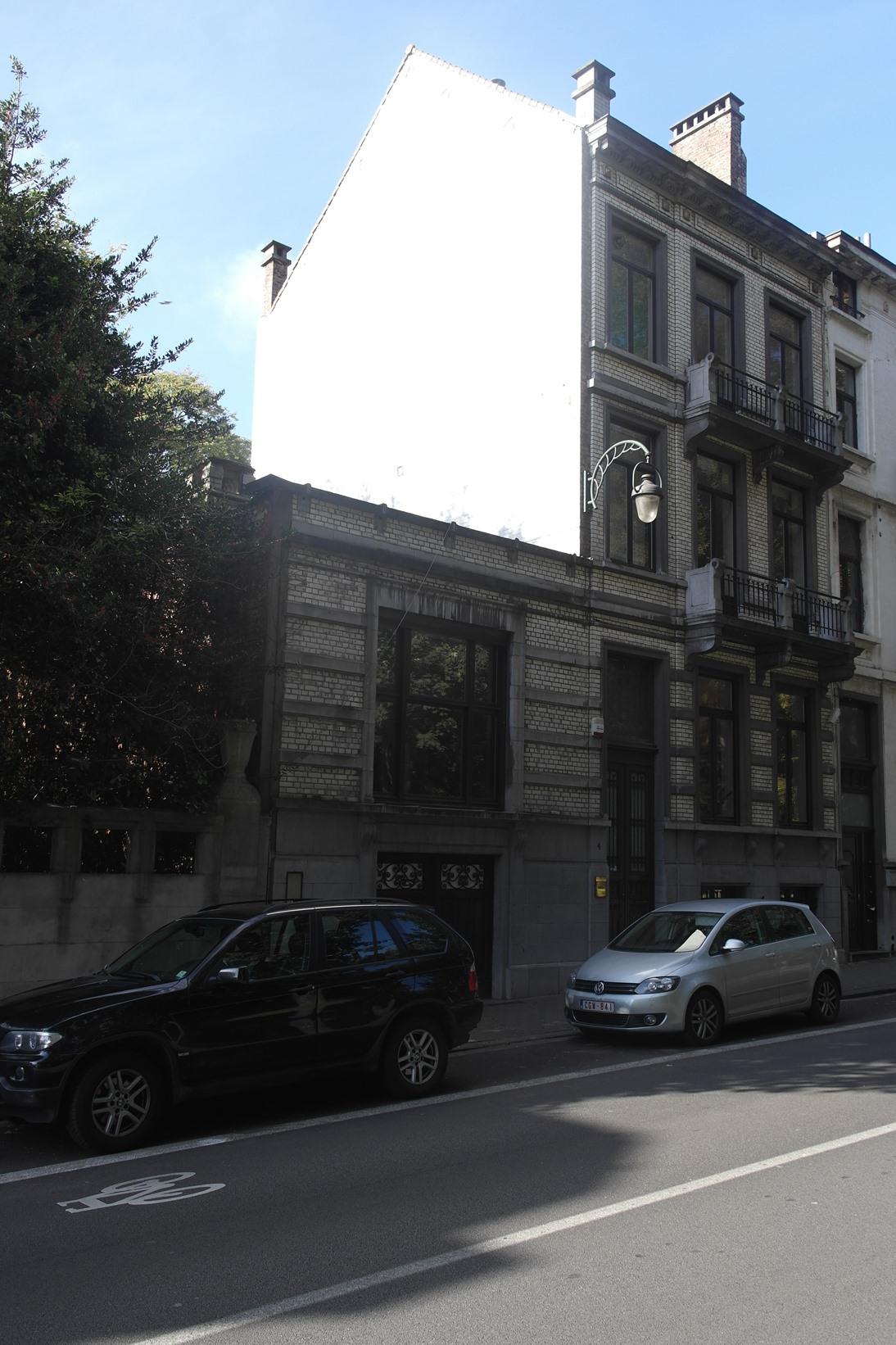 Avenue du Pantheon 4, 2014