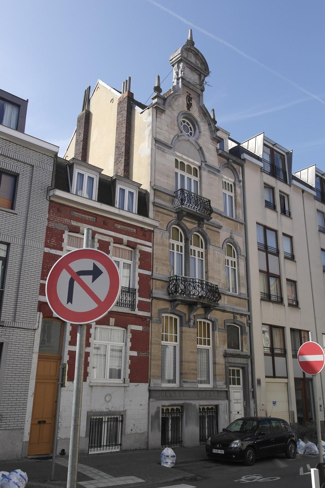 Rue de la Tannerie 15, 2014