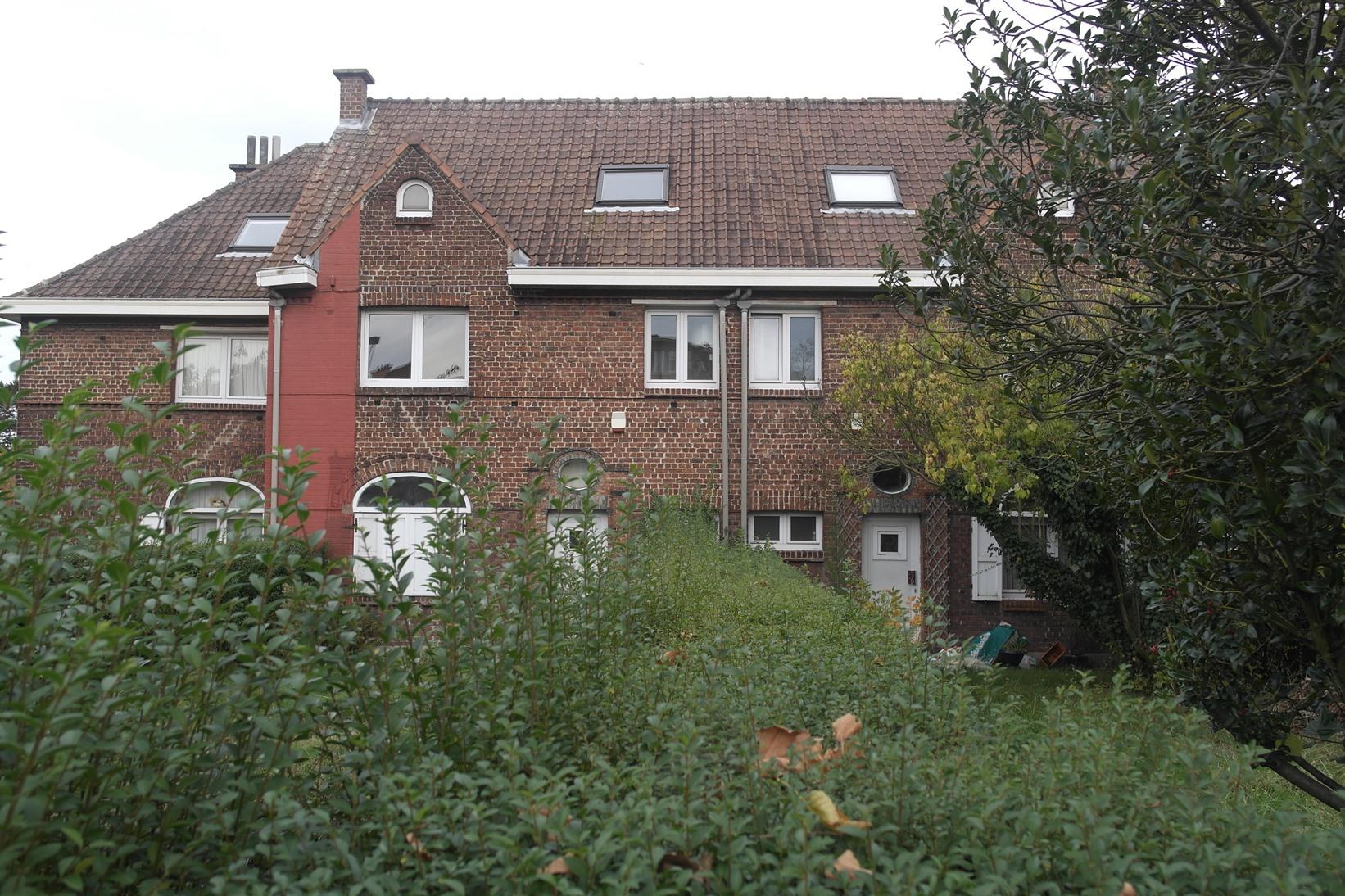 Cité jardin Heideken. Square du Centenaire 29, 30 et 31, 2014