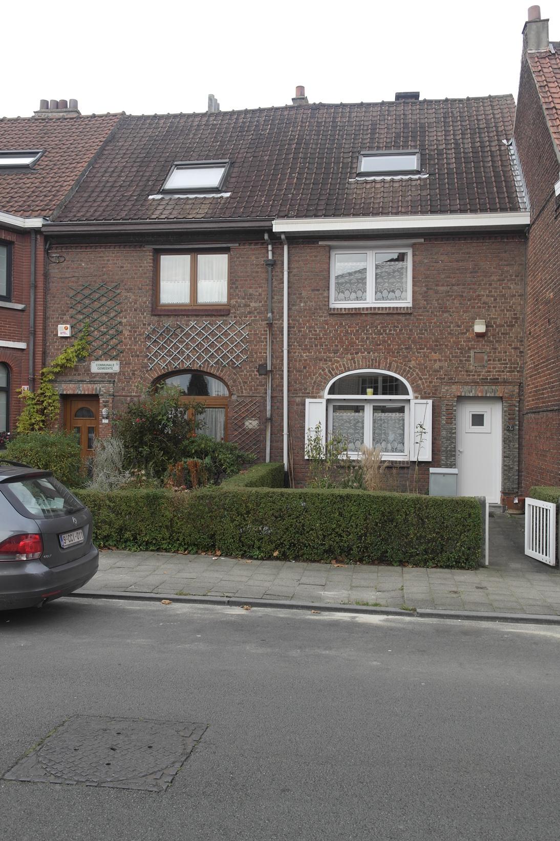 Tuinwijk Het Heideken. Gemeentestraat 23 en 25, 2014