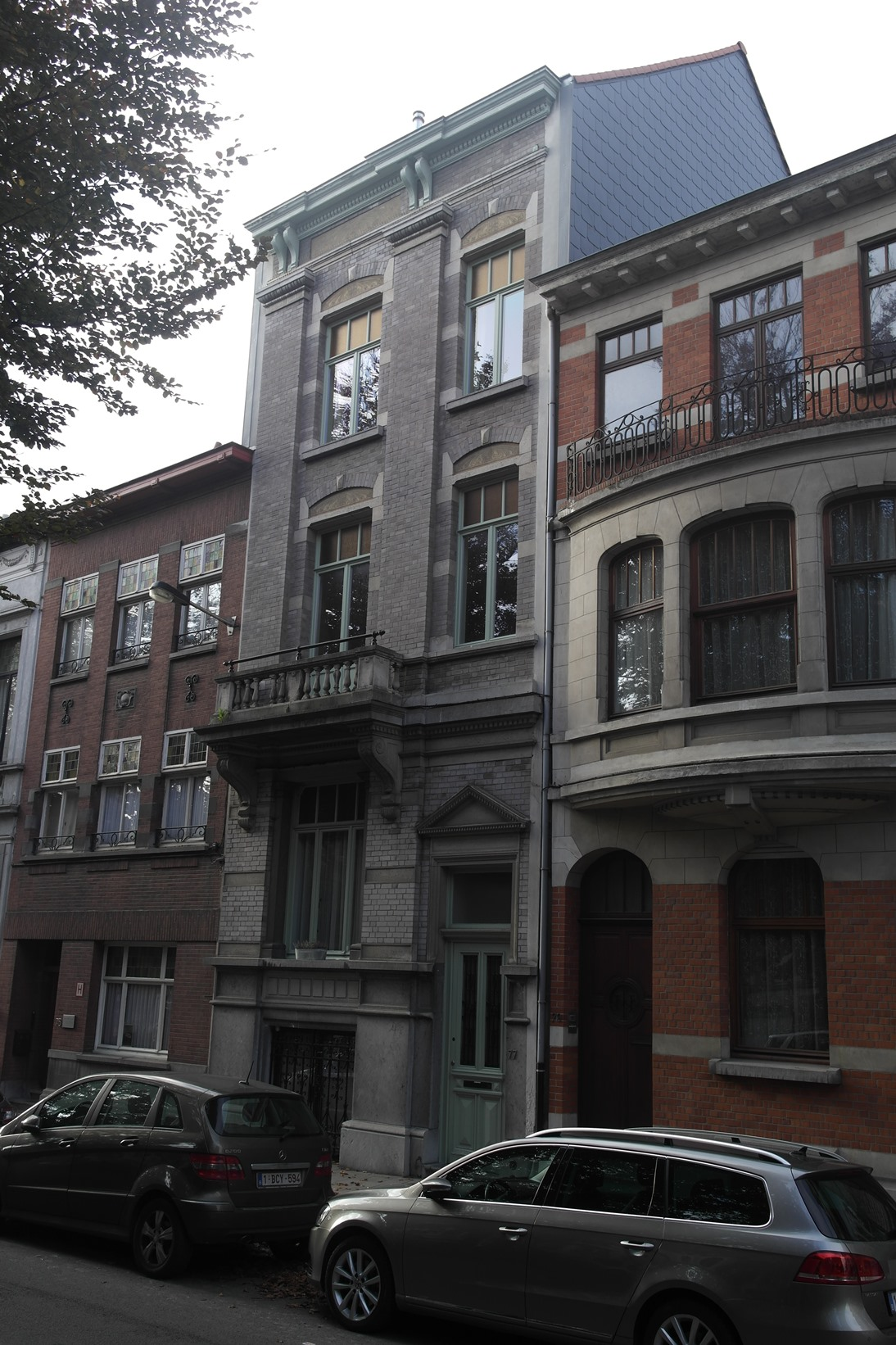 Avenue de la Constitution 77, 2014