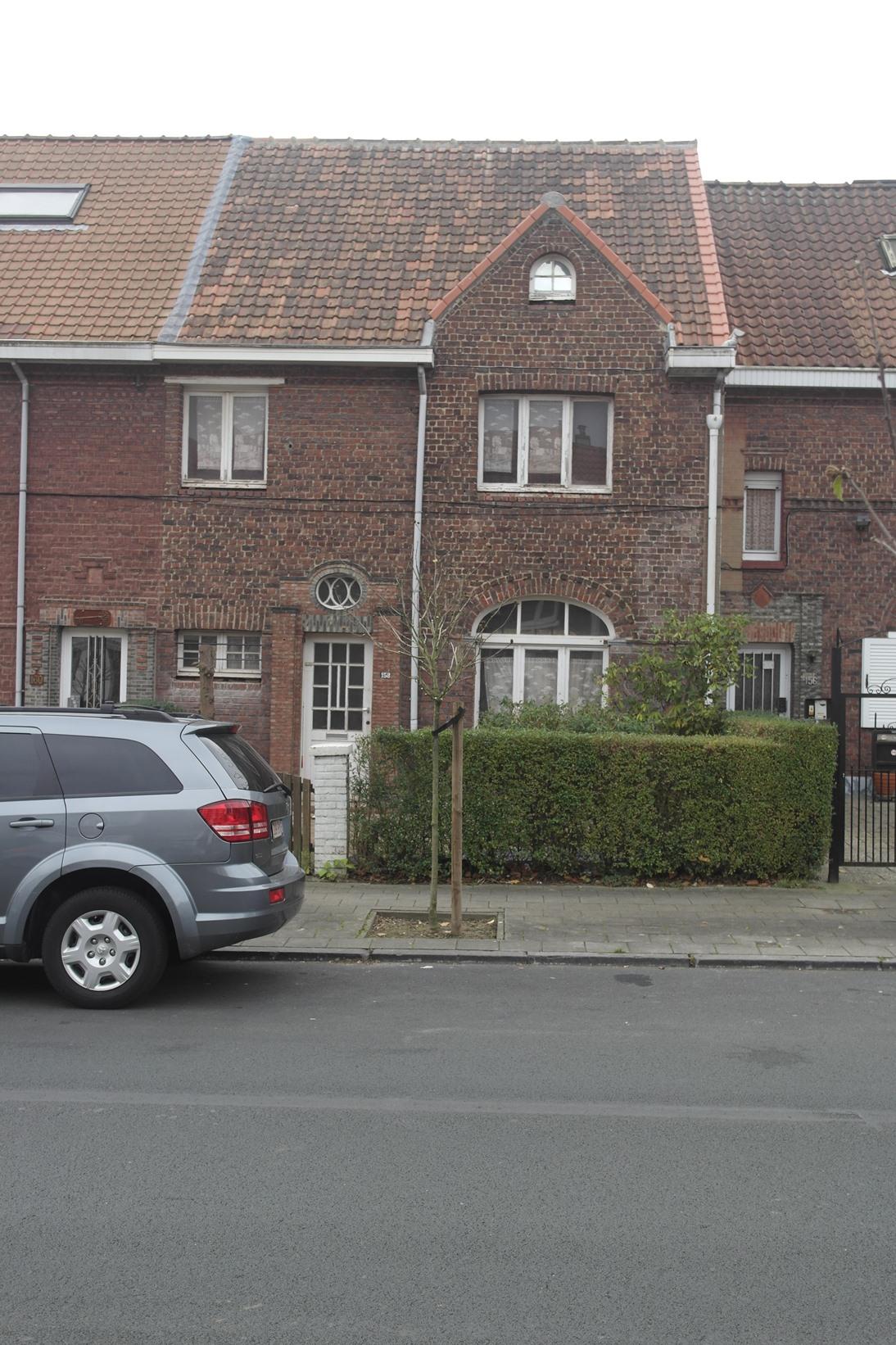Tuinwijk Het Heideken. de Rivierendreef 158, 2014