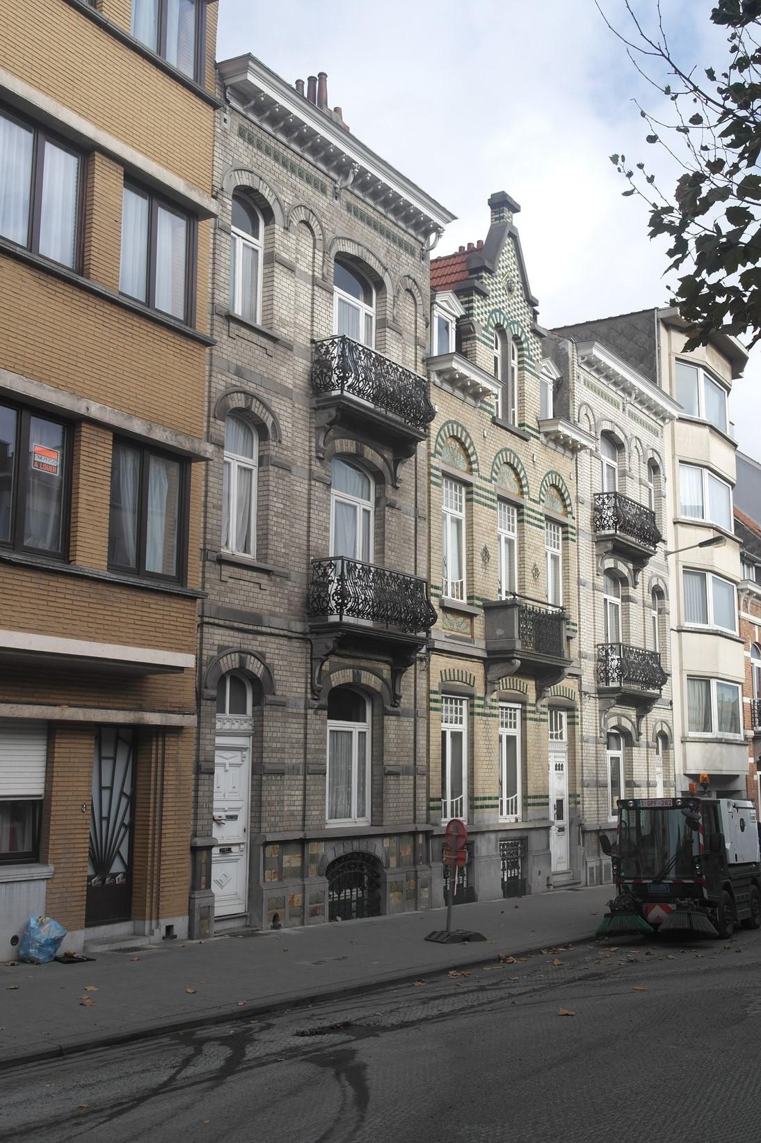 Avenue Vital Riethuisen 11, 13 et 15, 2014