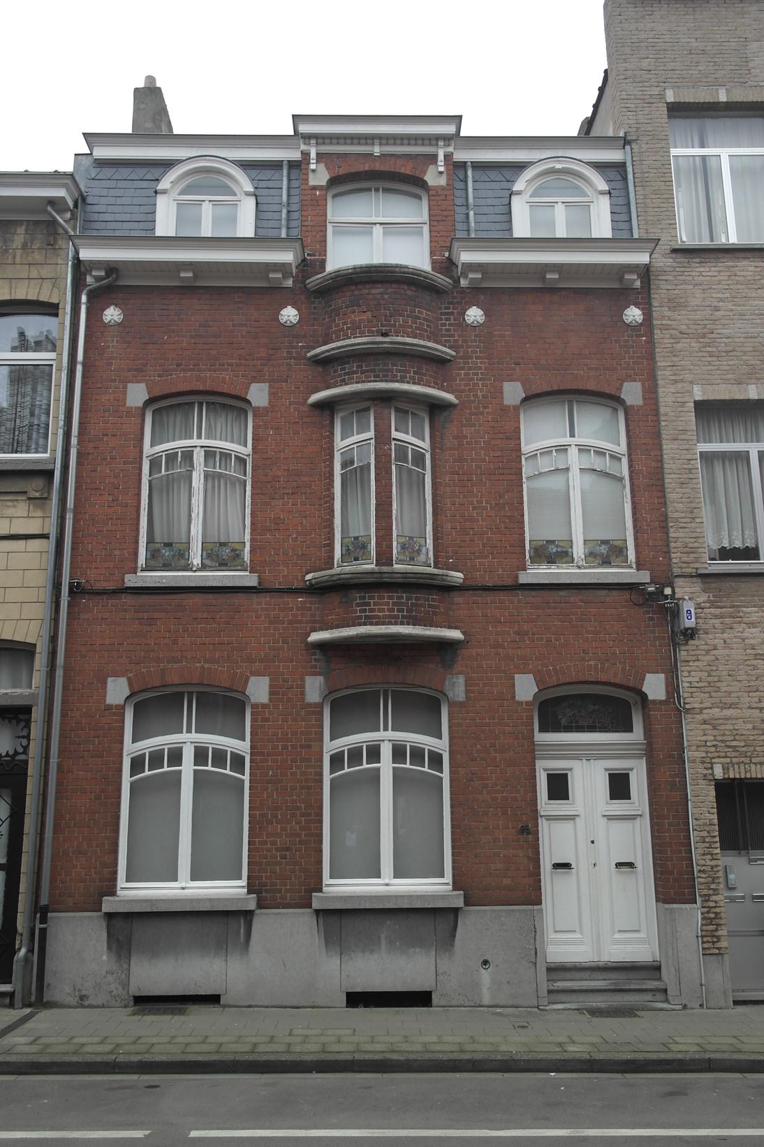 Rue Bonaventure 96, 2015