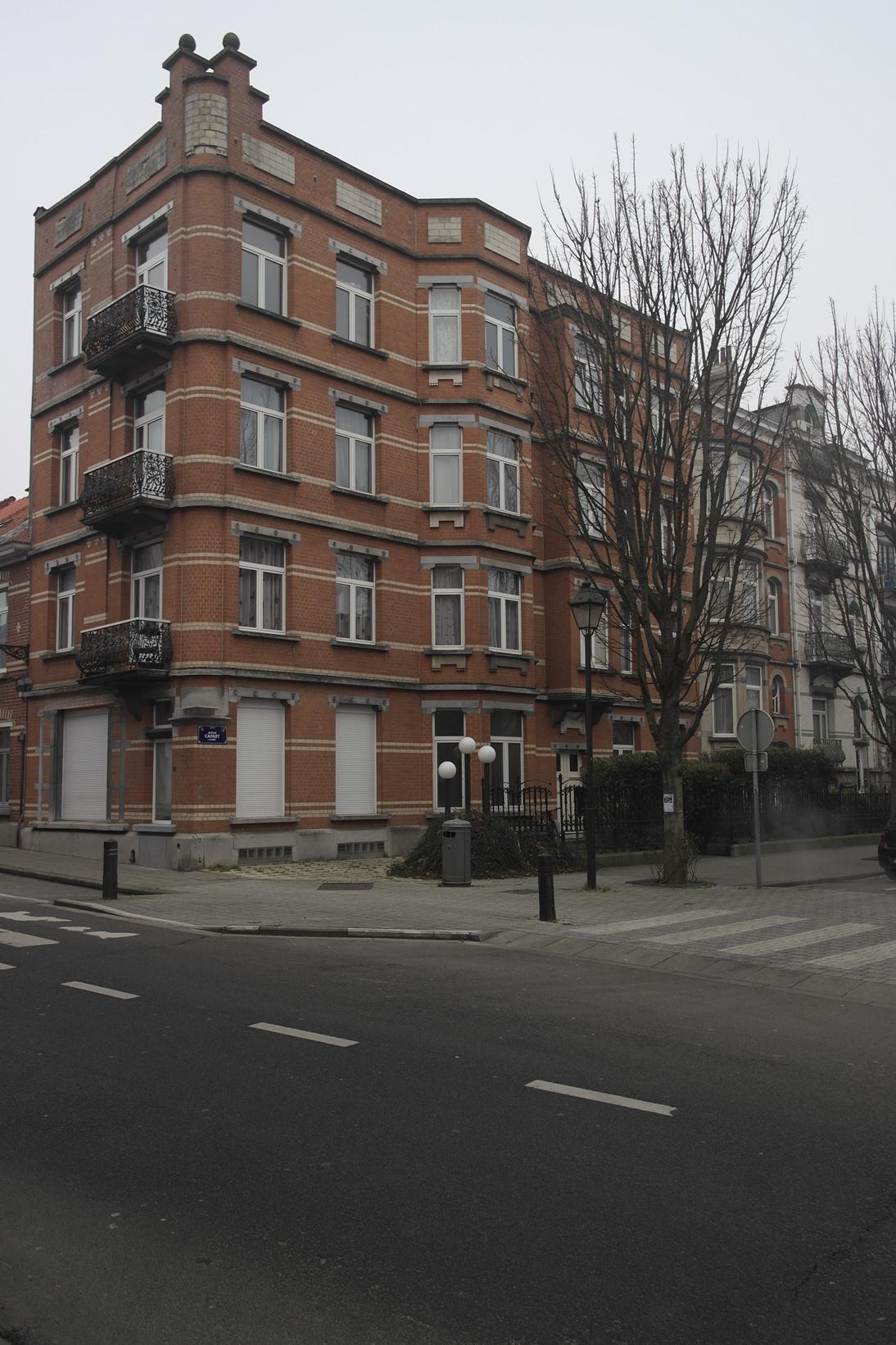 Avenue Capart 1 - rue Bonaventure 48, 2015