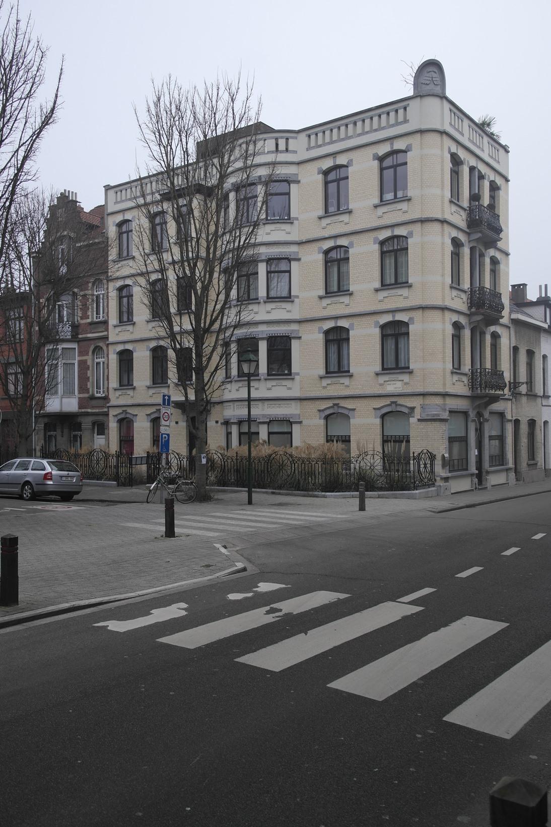 Avenue Capart 2 - rue Bonaventure 50, 2015
