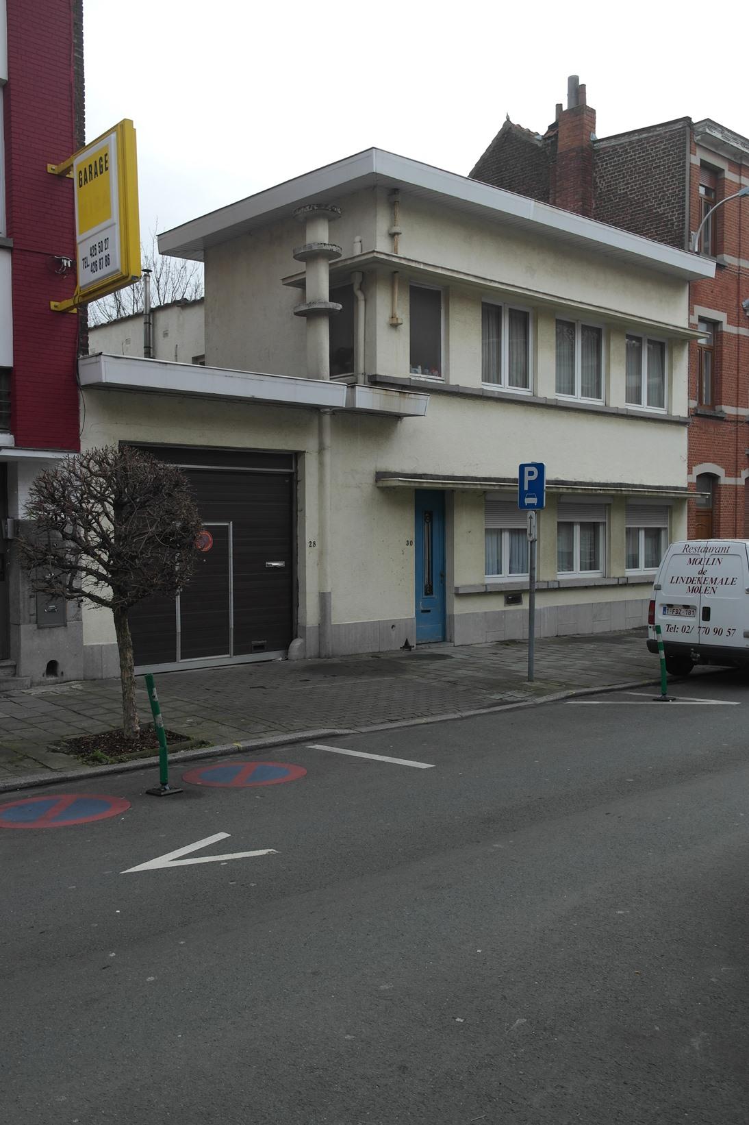 Rue Corneille De Clercq 28-30, 2015
