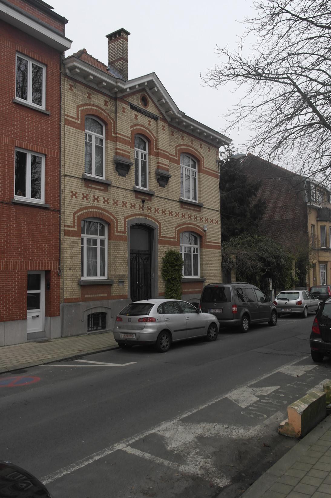 Rue Dupré 85, 2015