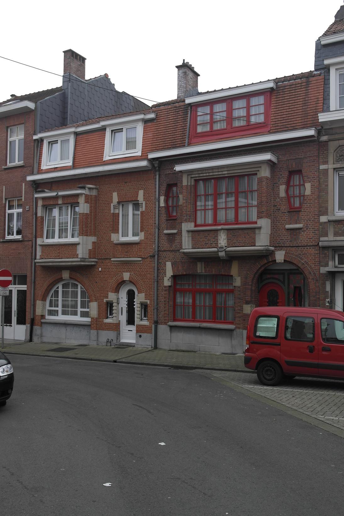 Rue Gustave Gilson 107 et 109, 2015