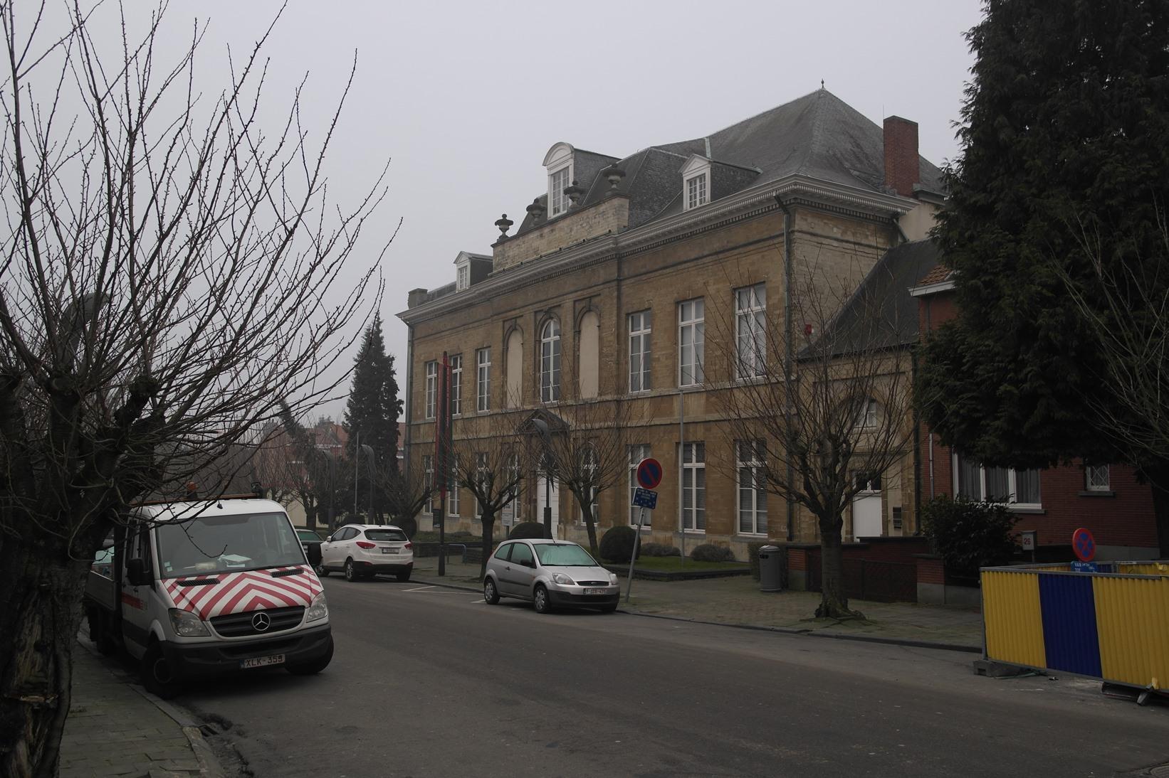 Abdij van Dieleghem - voormalige prelaatwoning, Jean Tiebackxstraat 14, 2015