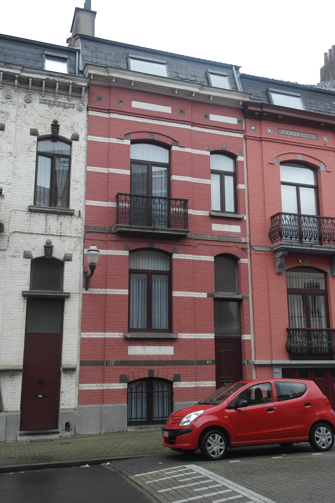 Rue Vanderborght 49, 2014