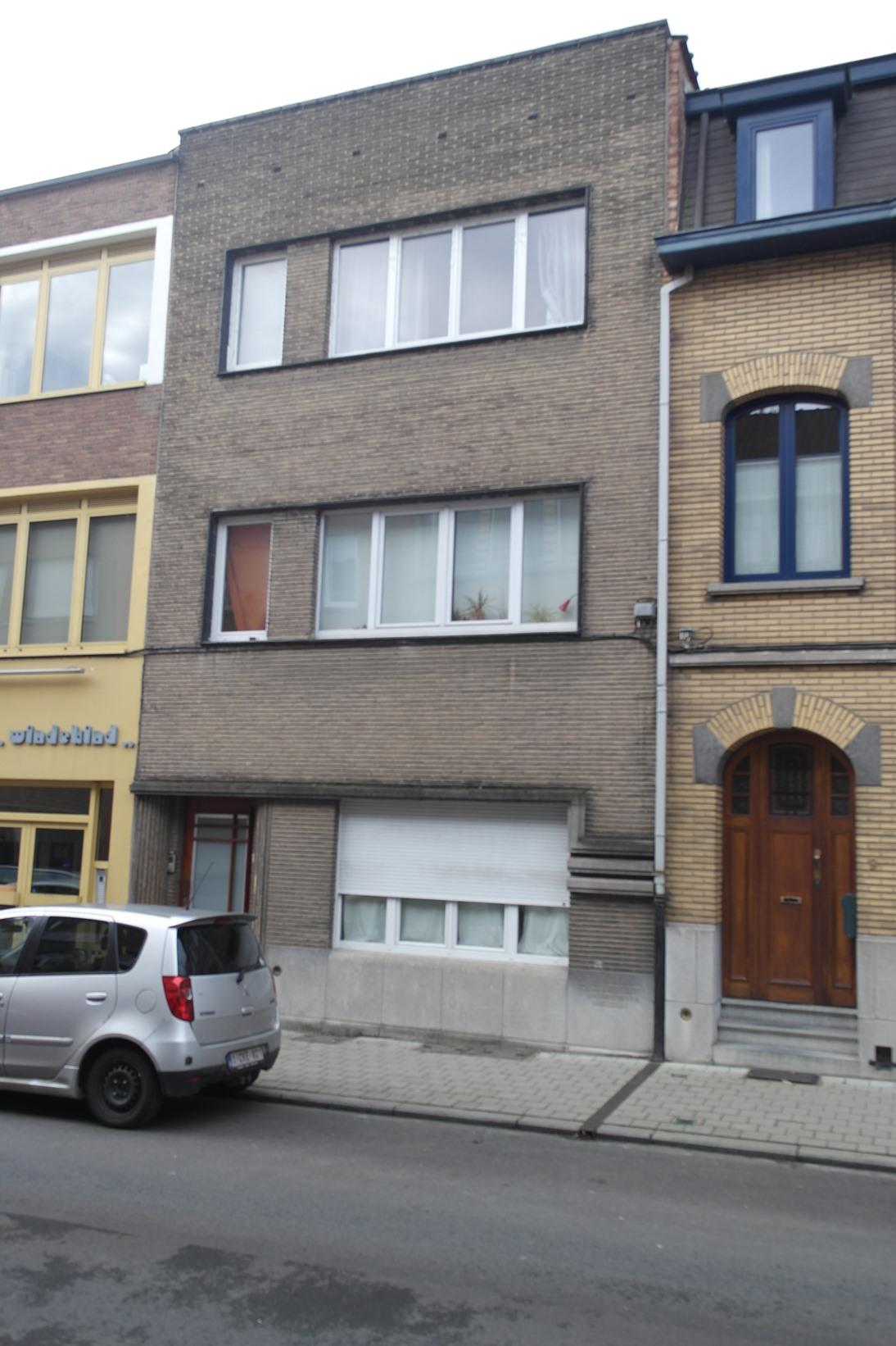 Rue Van Swae 11, 2015