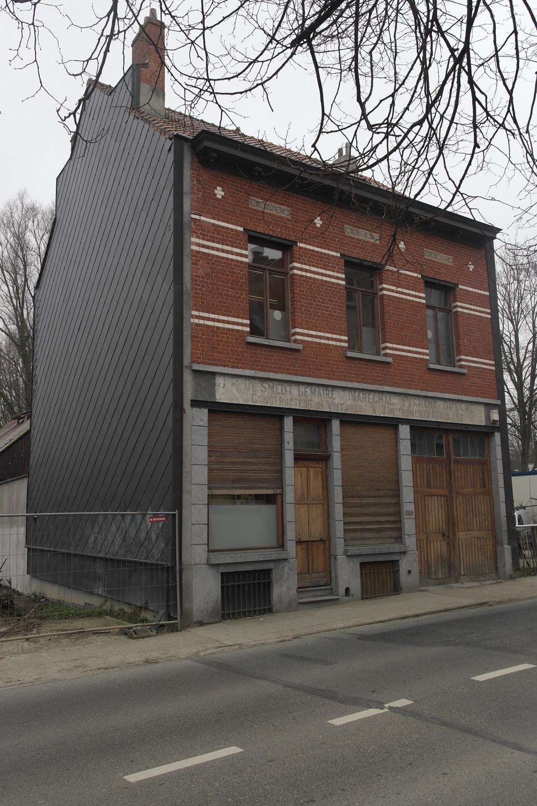 Chaussée de Wemmel 306, 2015