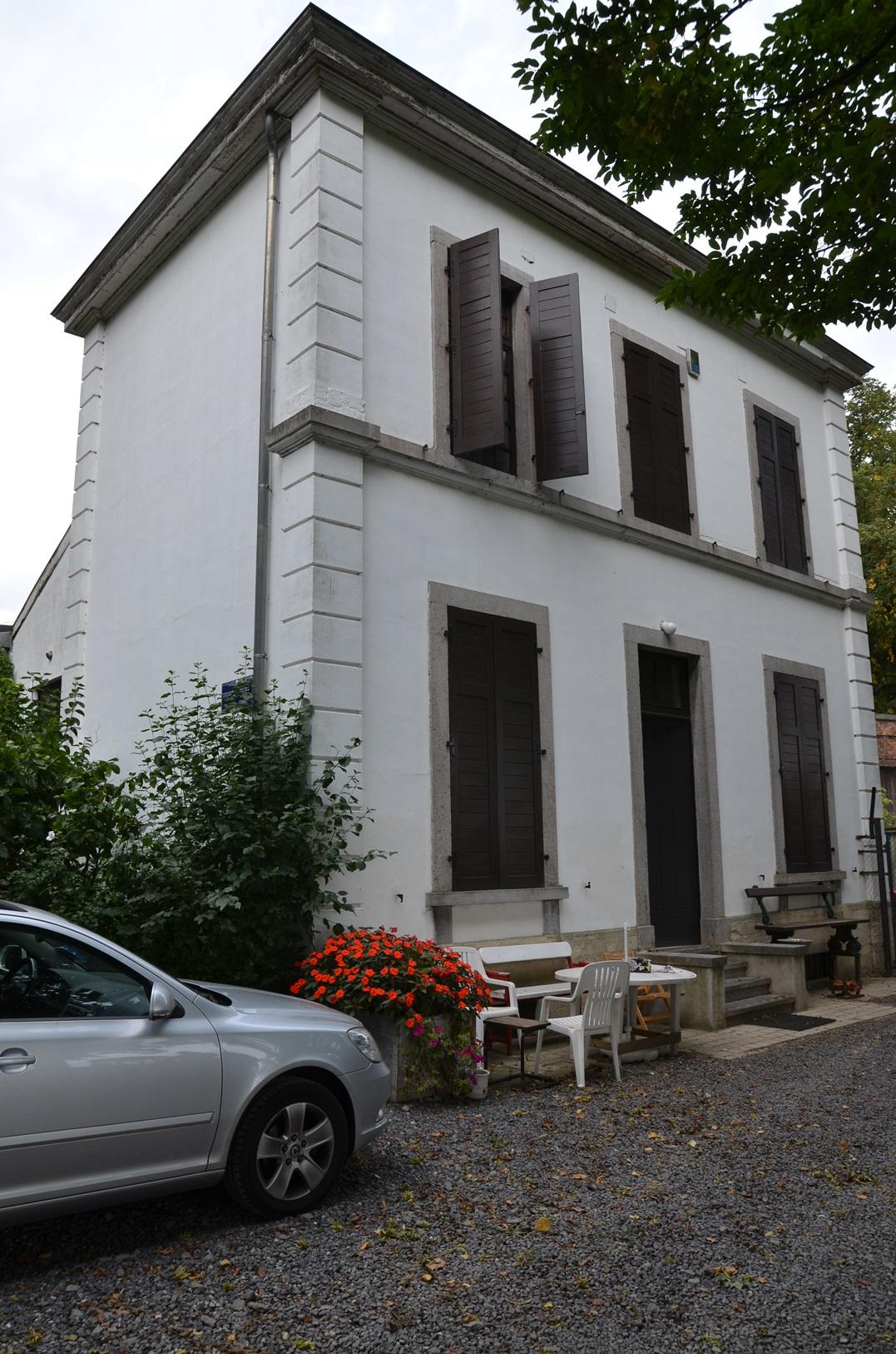 Rue du Ramier 34, maison du jardinier