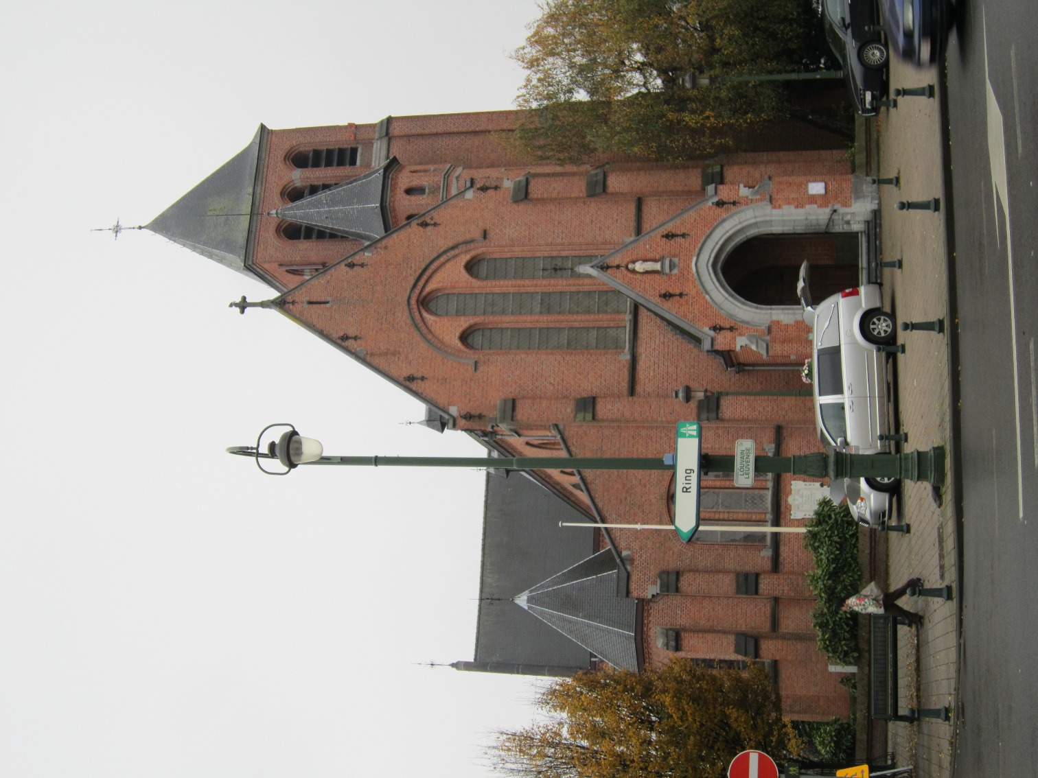 Eglise Saint-Joseph, place Jean De Paduwa, 2014