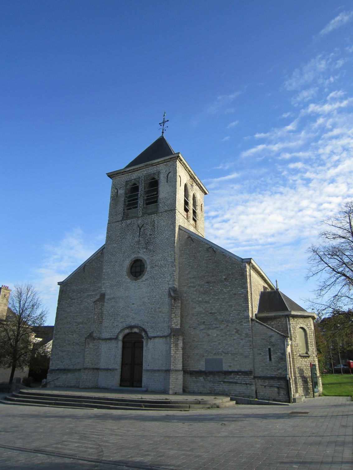 place Saint-Vincent 2, église Saint-Vincent, 2014