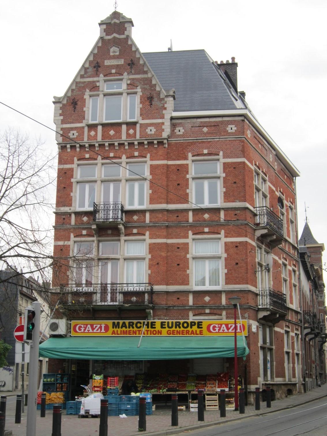 Rue du Tilleul 65, 2014