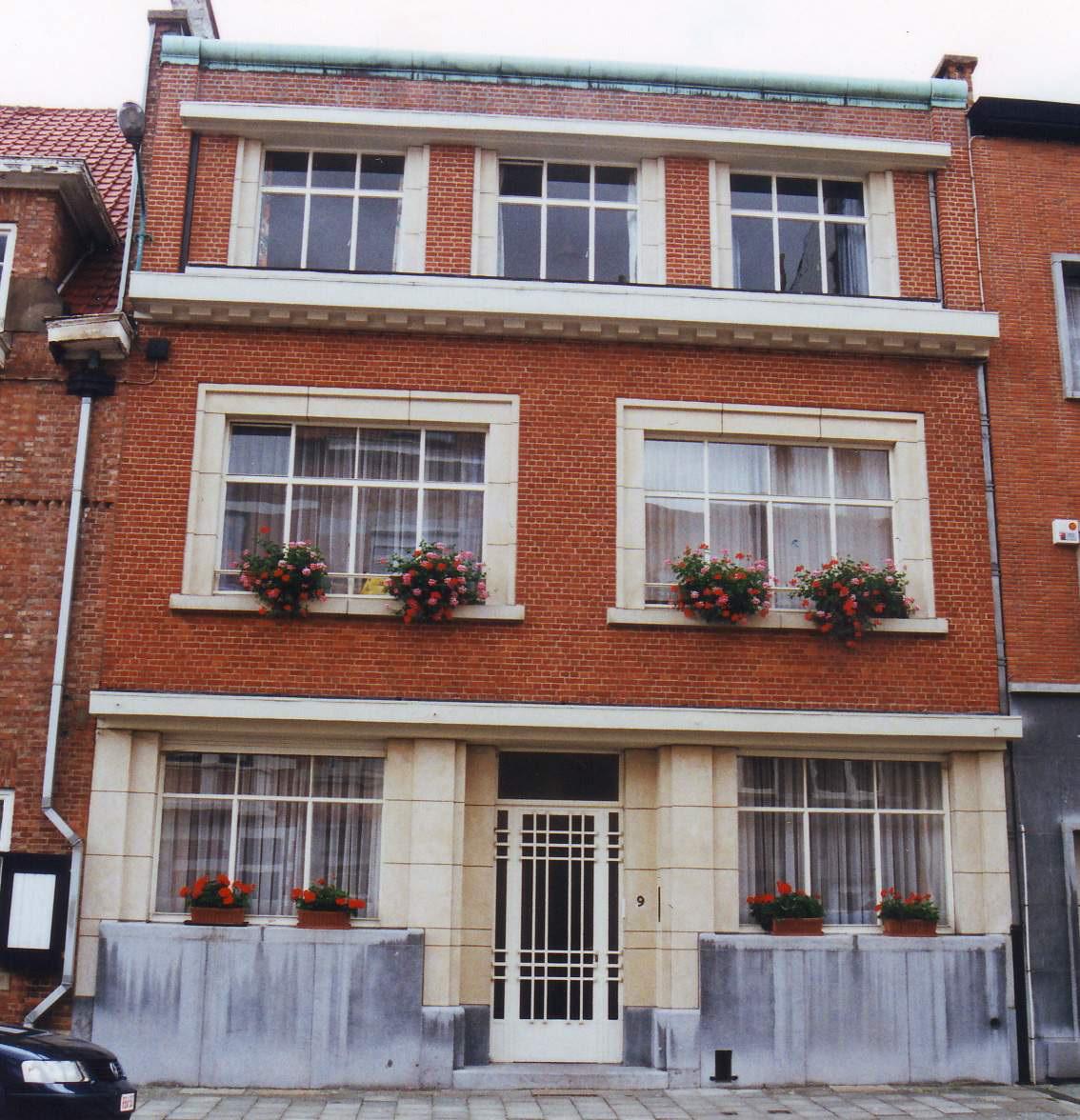 Paul Bossustraat 9., 2002