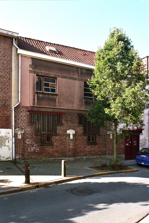 Rue de la Cambre 175., 2005