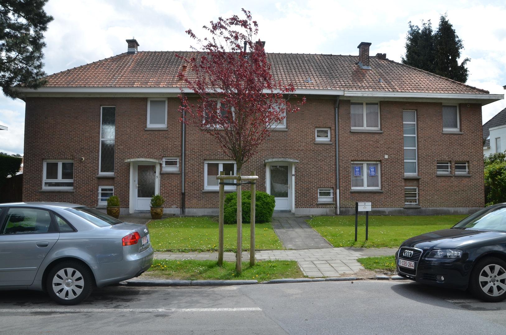 Avenue des Dames Blanches 1, 3 et 5, 2015