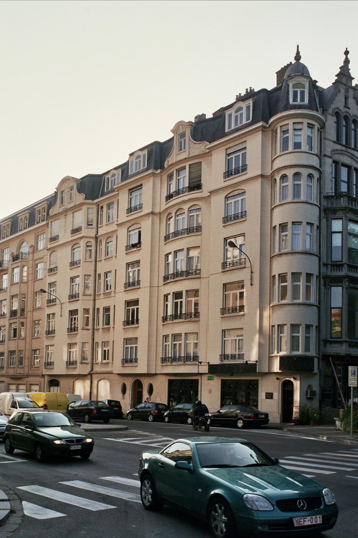 Avenue de Broqueville 2-4., 2005