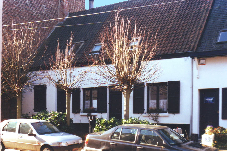 Rue Jean Deraeck 56 et 58., 2002