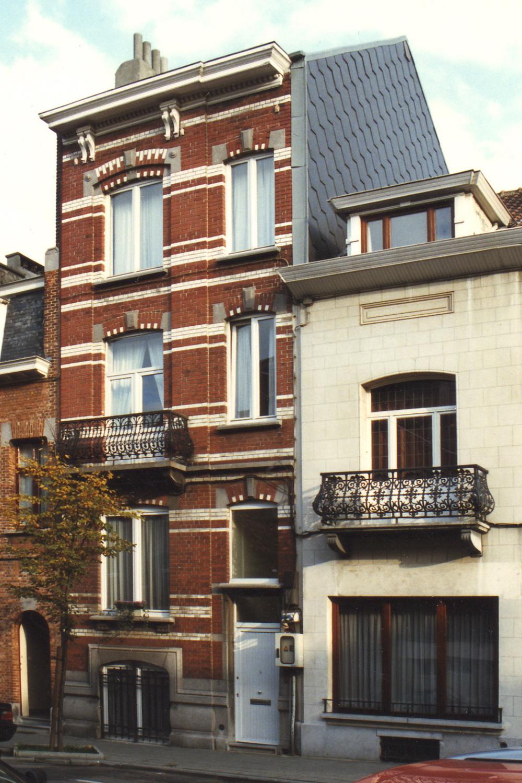 Avenue Jules de Trooz 31., 2002