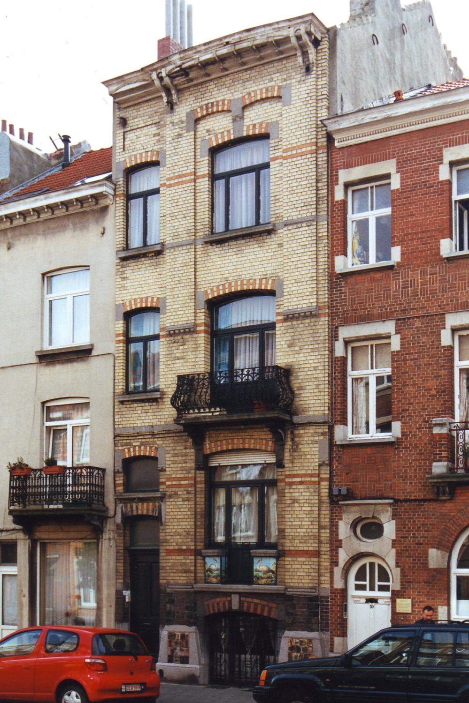 Avenue Jules de Trooz 41., 2002