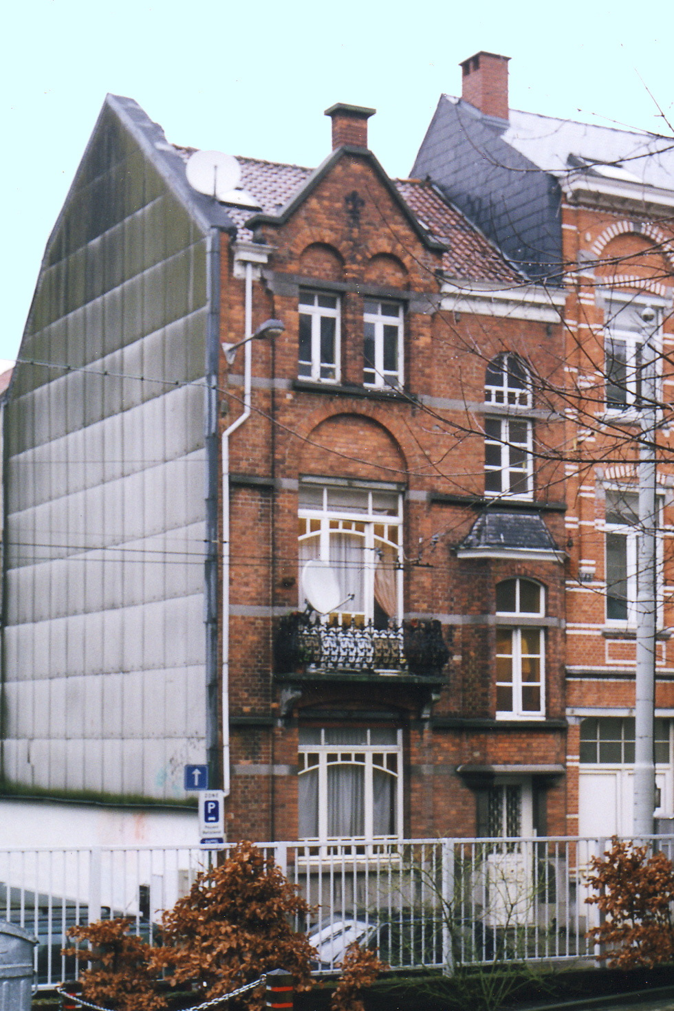 Hertogstraat 105., 2003