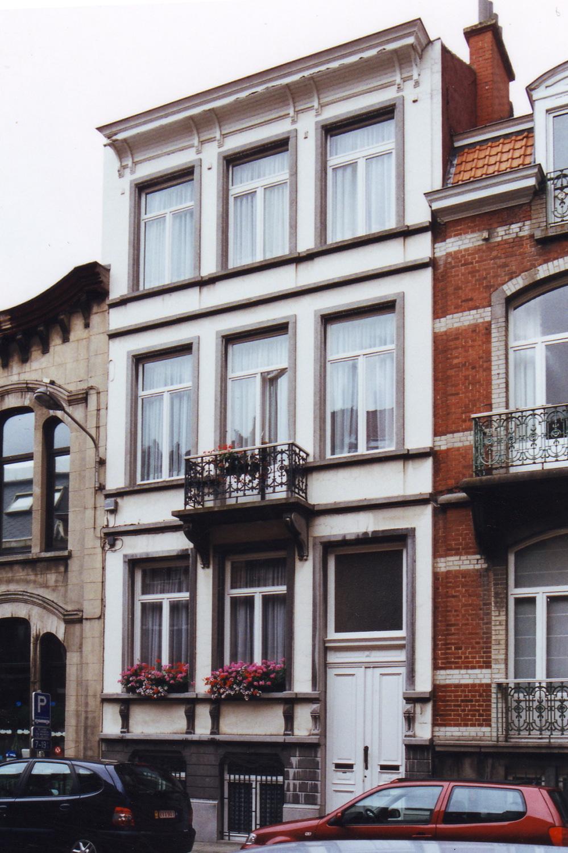Rue Jean-Gérard Eggericx 13., 2002
